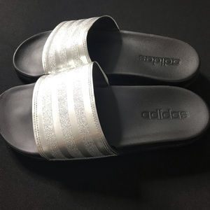 Women's Adidas Cloudfoam Slides Limited Edition